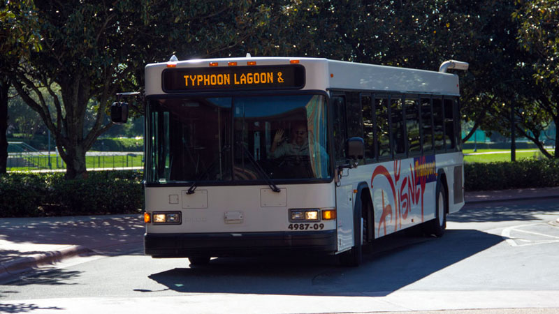 QotD: Do Disney World buses go from park to park?
