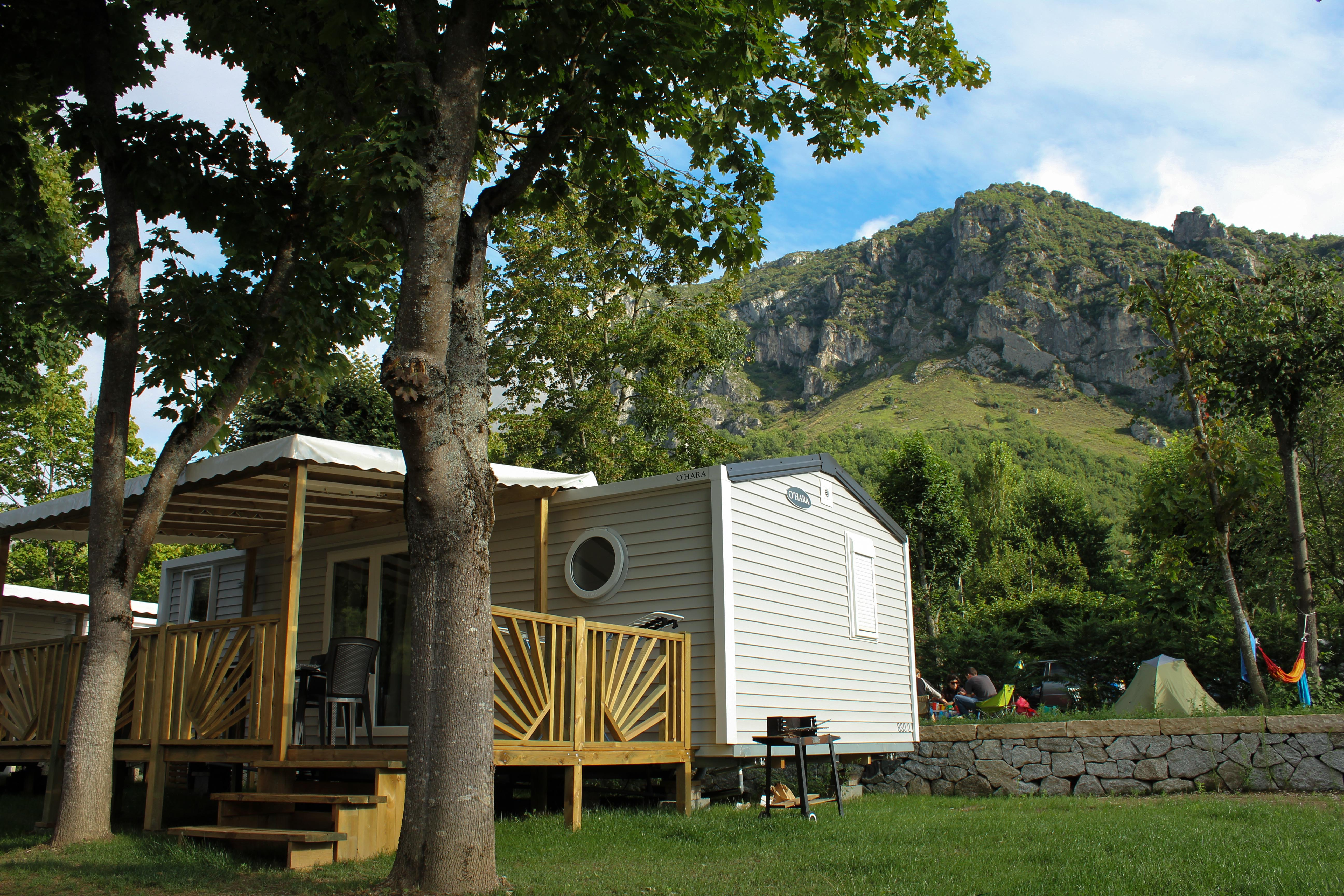 Achat Camping Mobil Home Mobil Home Ariège Achat Vente Mobilhome Sur Camping Parcelle
