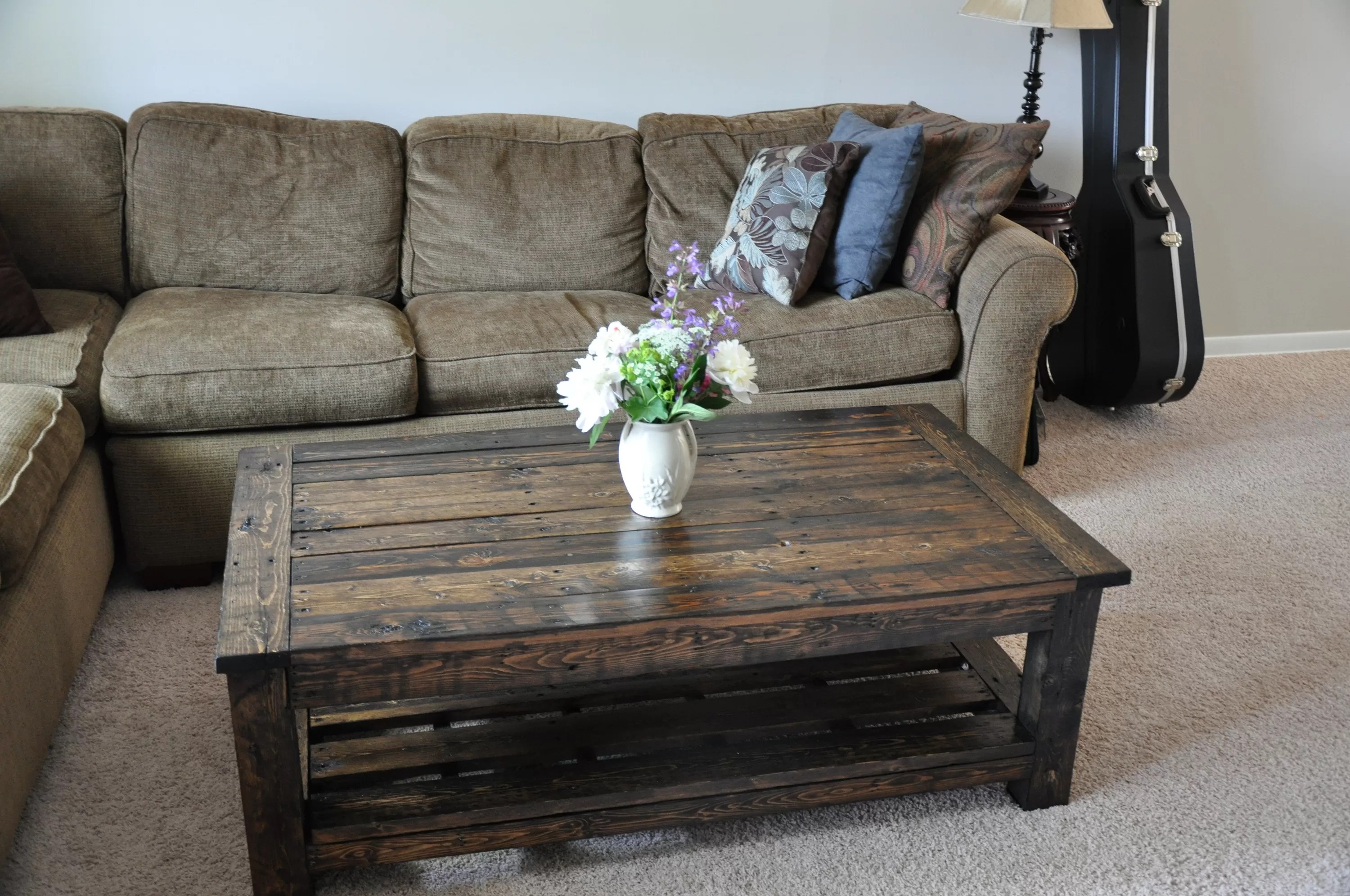 Diy Table With Pallets 18 Diy Pallet Coffee Tables Guide Patterns