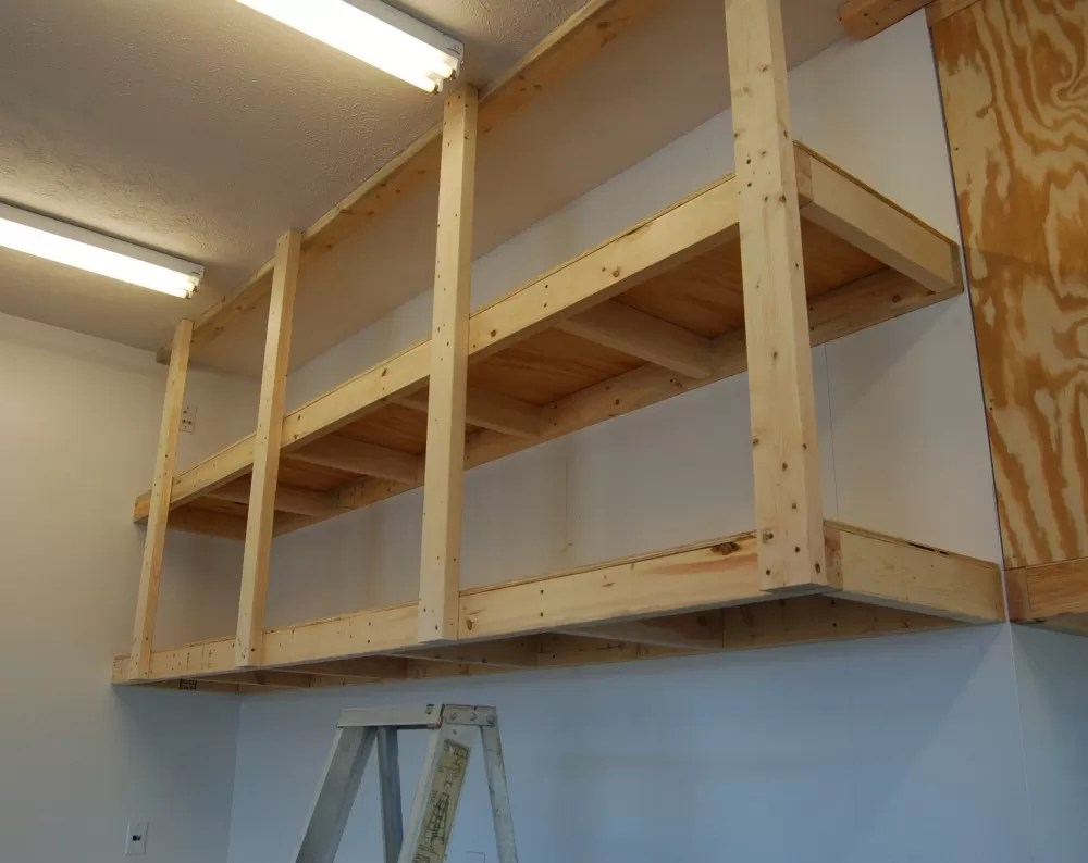 Garage Shelving Design Ideas 20 Diy Garage Shelving Ideas Guide Patterns