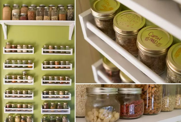 Pull Out Shelves Ikea Diy Spice Rack: Instructions And Ideas | Guide Patterns