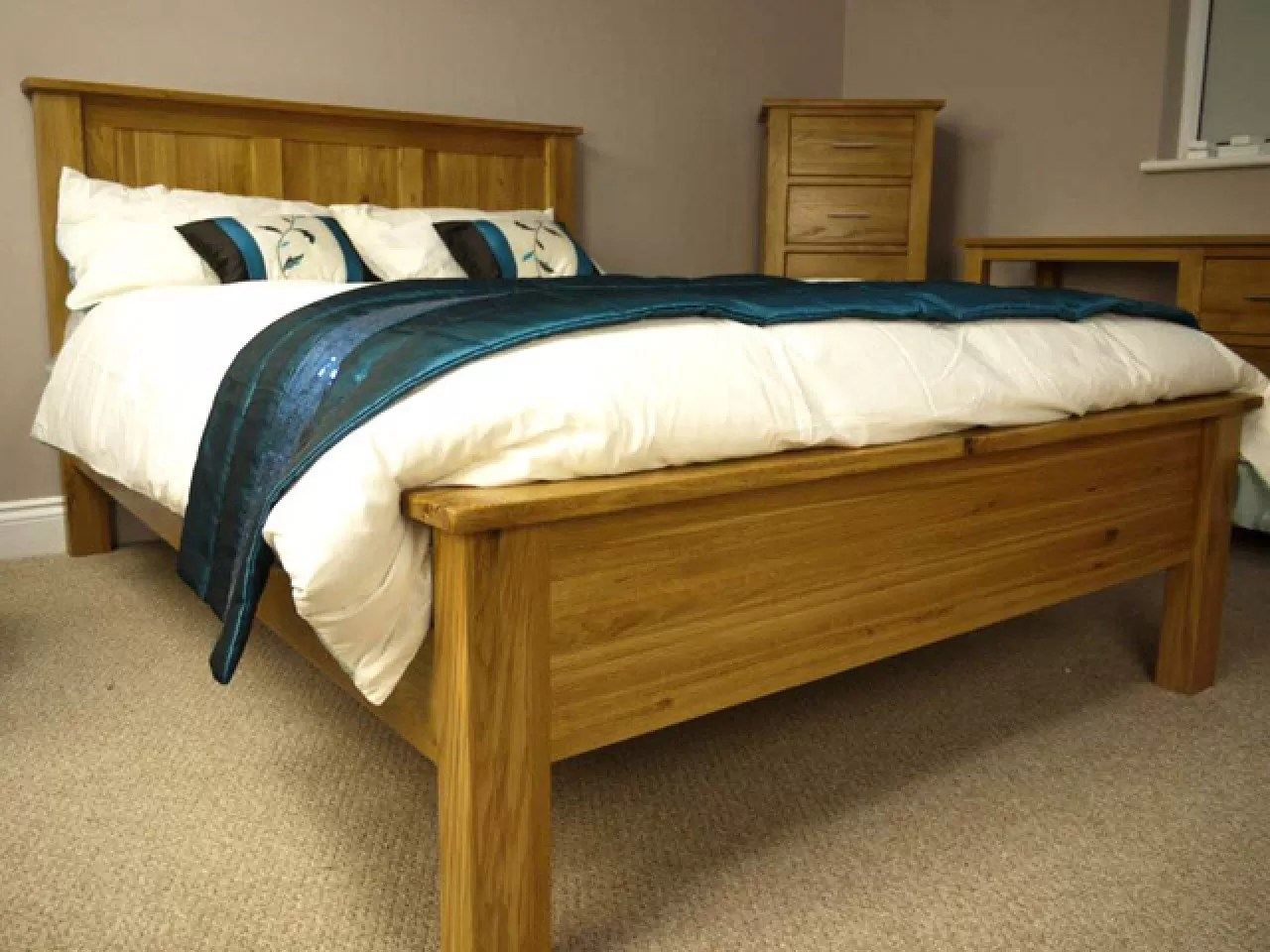 Cheap Wooden Bed Frames How To Build A Wooden Bed Frame 22 Interesting Ways Guide Patterns