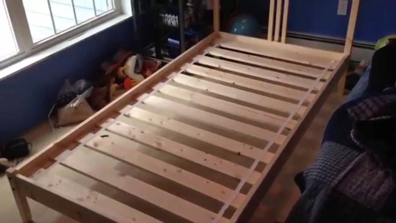 Ikea Skorva Bed How To Build A Wooden Bed Frame: 22 Interesting Ways