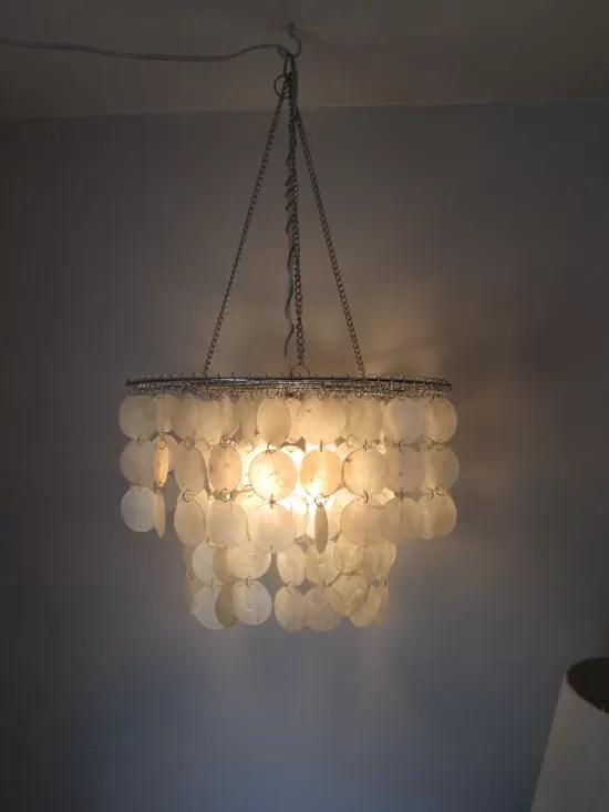Round Chandeliers 10+ Diy Capiz Shell Chandeliers | Guide Patterns
