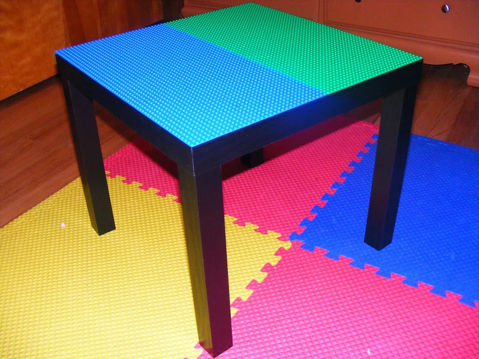 Ikea Lack Side Table 50+ Diys To Build A Lego Table | Guide Patterns