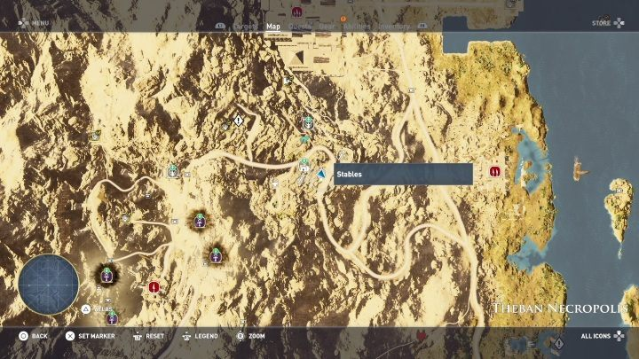 How to get Eternal Maw in AC Origins The Curse of the Pharaohs DLC