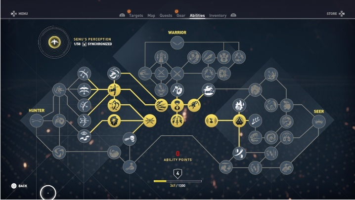 Character development in Assassin\u0027s Creed Origins - Assassin\u0027s Creed