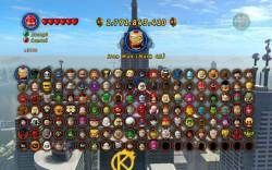 They are 152 characters in the game - some of them are automatically ...