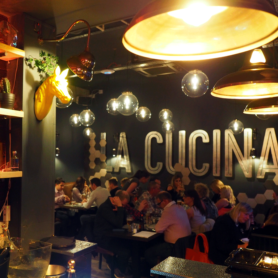 Cucina Piccola Steveston Bc La Cucina Centro Is The Restaurant Limerick Has Been Waiting For