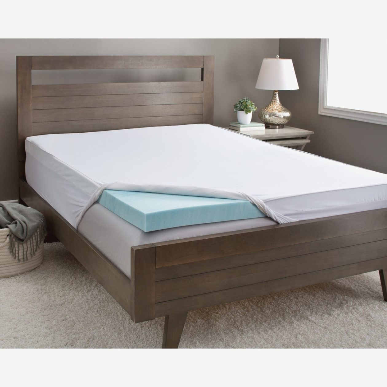 Buy Mattress Topper How To Compare Memory Foam Mattress Toppers Overstock
