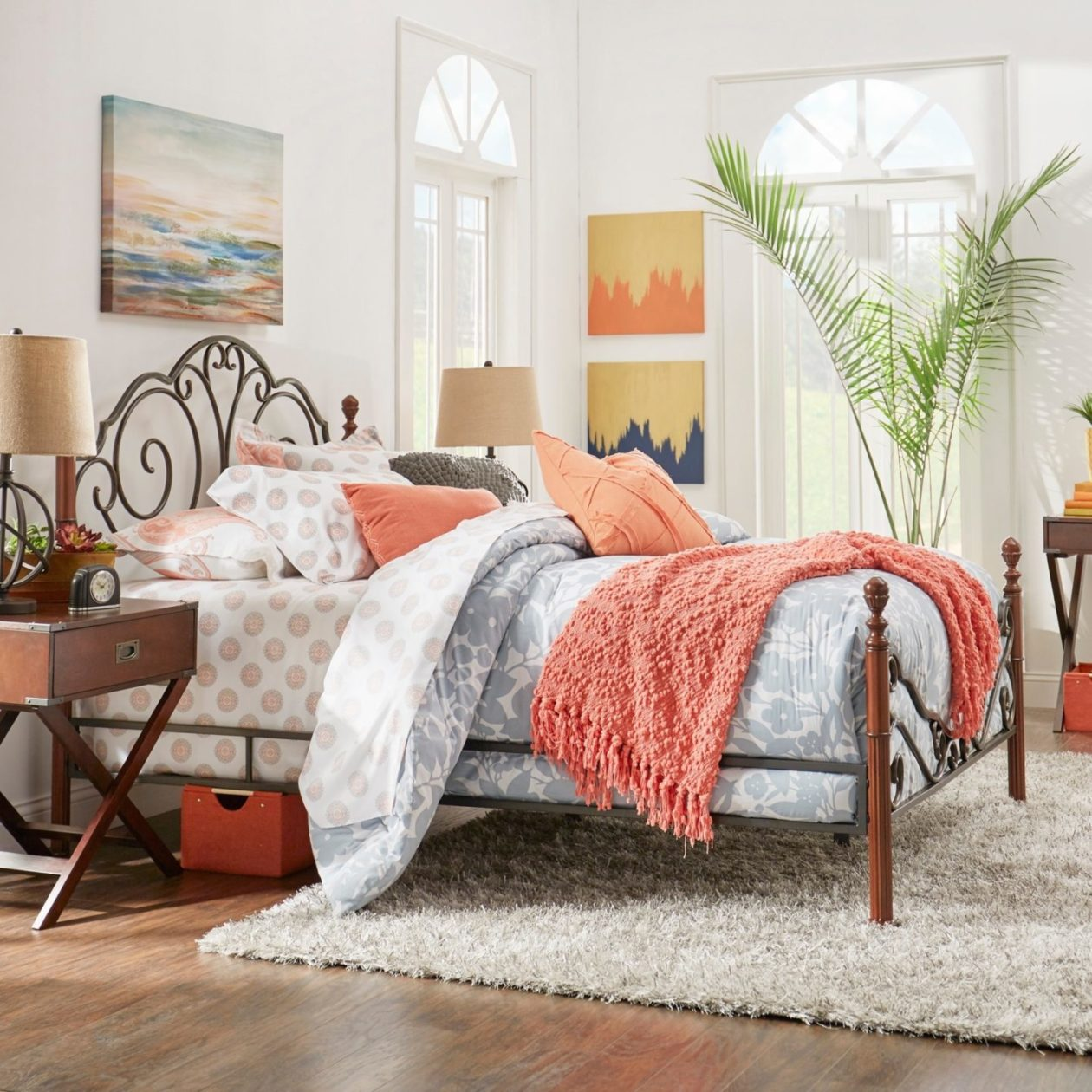 Boho Bed Frame Find The Perfect Bed Frame For Your Master Bedroom