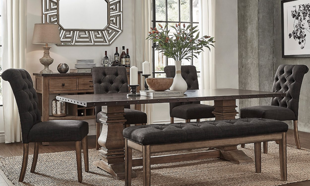 How To Choose Elegant Dining Room Furniture Overstockcom