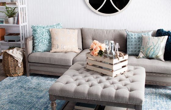 Beautiful Shabby Chic Furniture \ Decor Ideas- Overstock - country chic living room