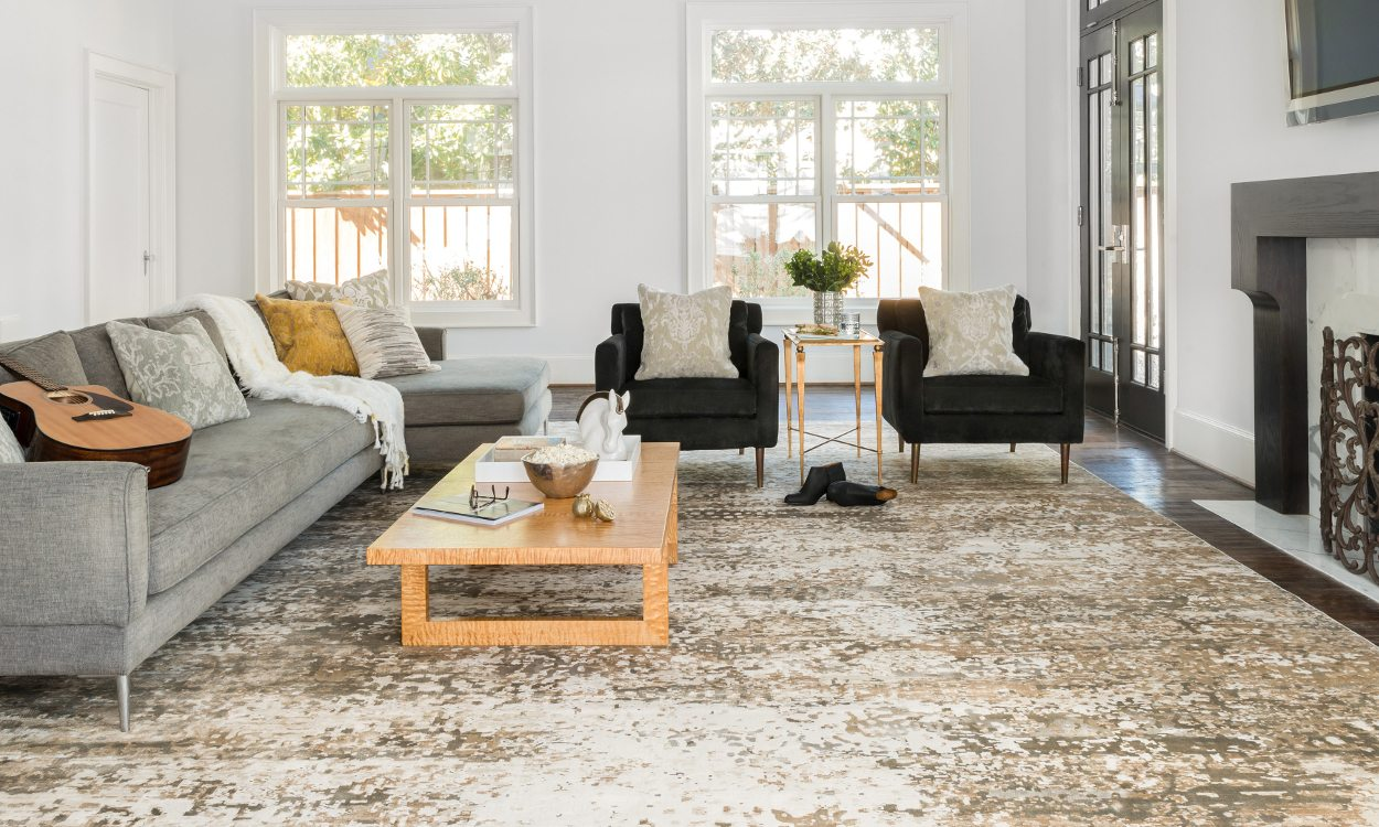 Your Guide To All The Best Materials For Area Rugs
