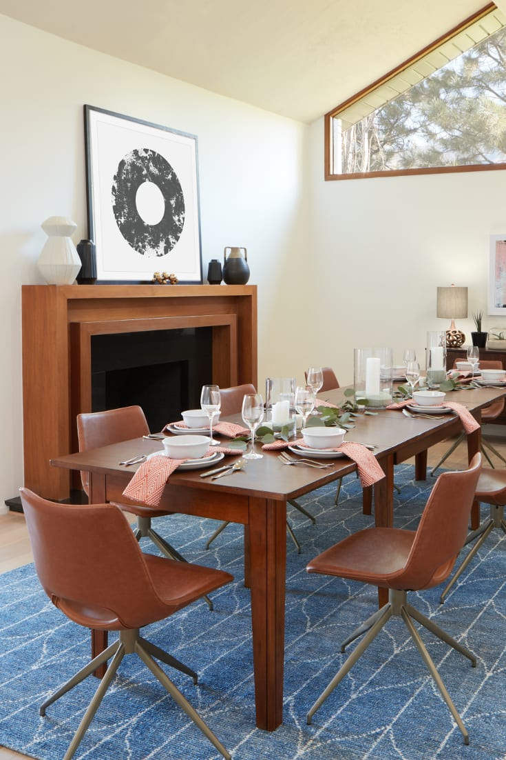 Decorating Ideas Dining Table 9 Stylish Dining Room Decorating Ideas Overstock