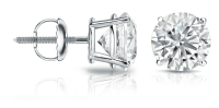 How to Buy the Perfect Pair of Diamond Stud Earrings ...