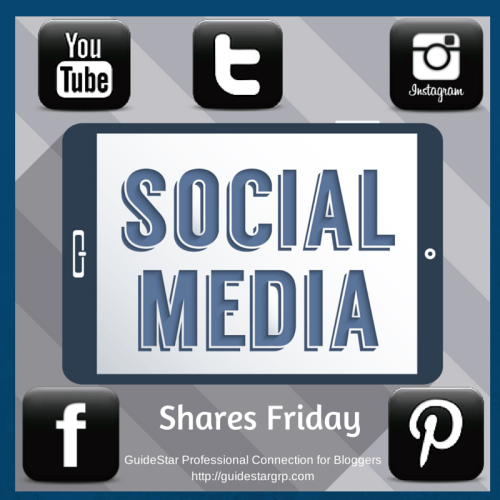 Social Media Shares Friday