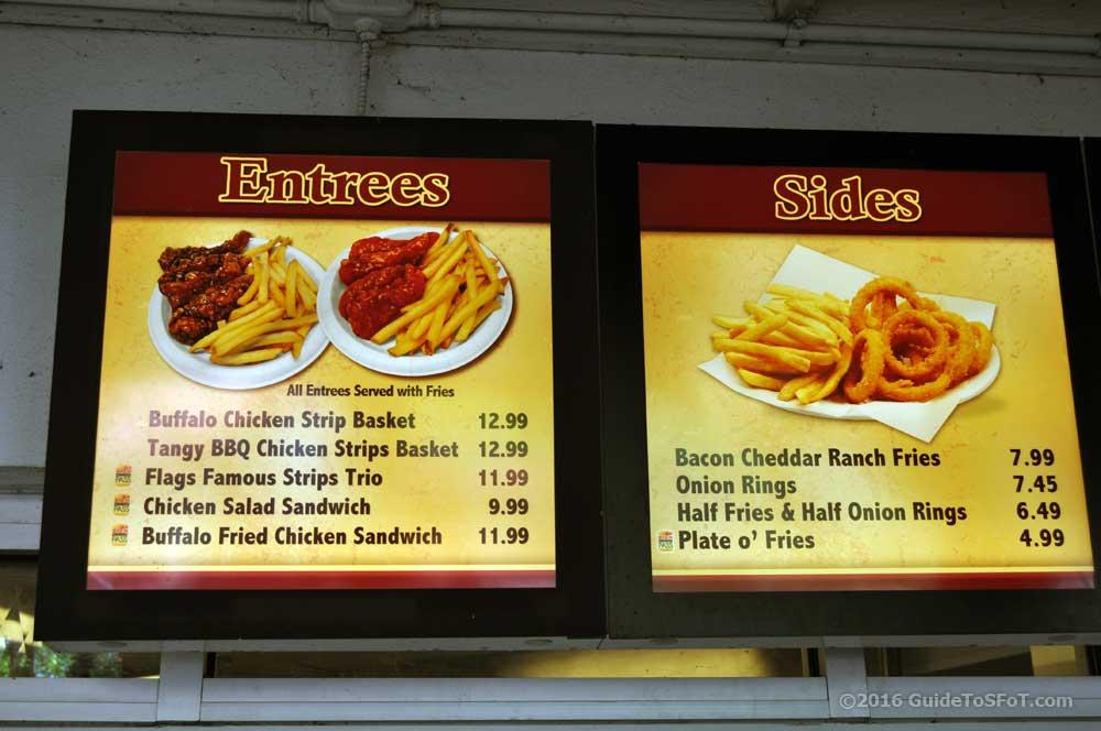 Rancho de Pollo Guide to Six Flags over Texas