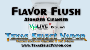 Flavor Flush &#8211; Atomizer Cleaner