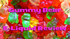 Gummy Bear E-Liquid Review (PinkSpotVapors)