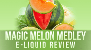 The Plume Room – Magic Melon Medley E-Liquid Review