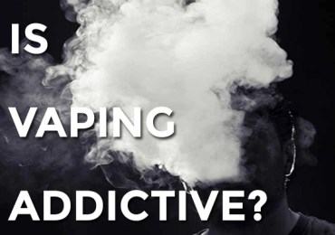 is vaping addictive