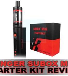Kanger Subox Mini Starter Kit Review