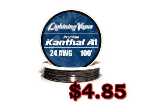 lightning-vapes 24g kanthal deal