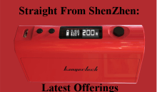 Straight From Shenzhen: KangerTechs Latest Releases
