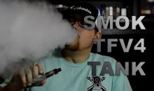 Smok TFV4 Mini Tank Review