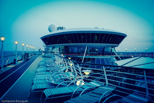 royal carribean pont Vision of the Seas