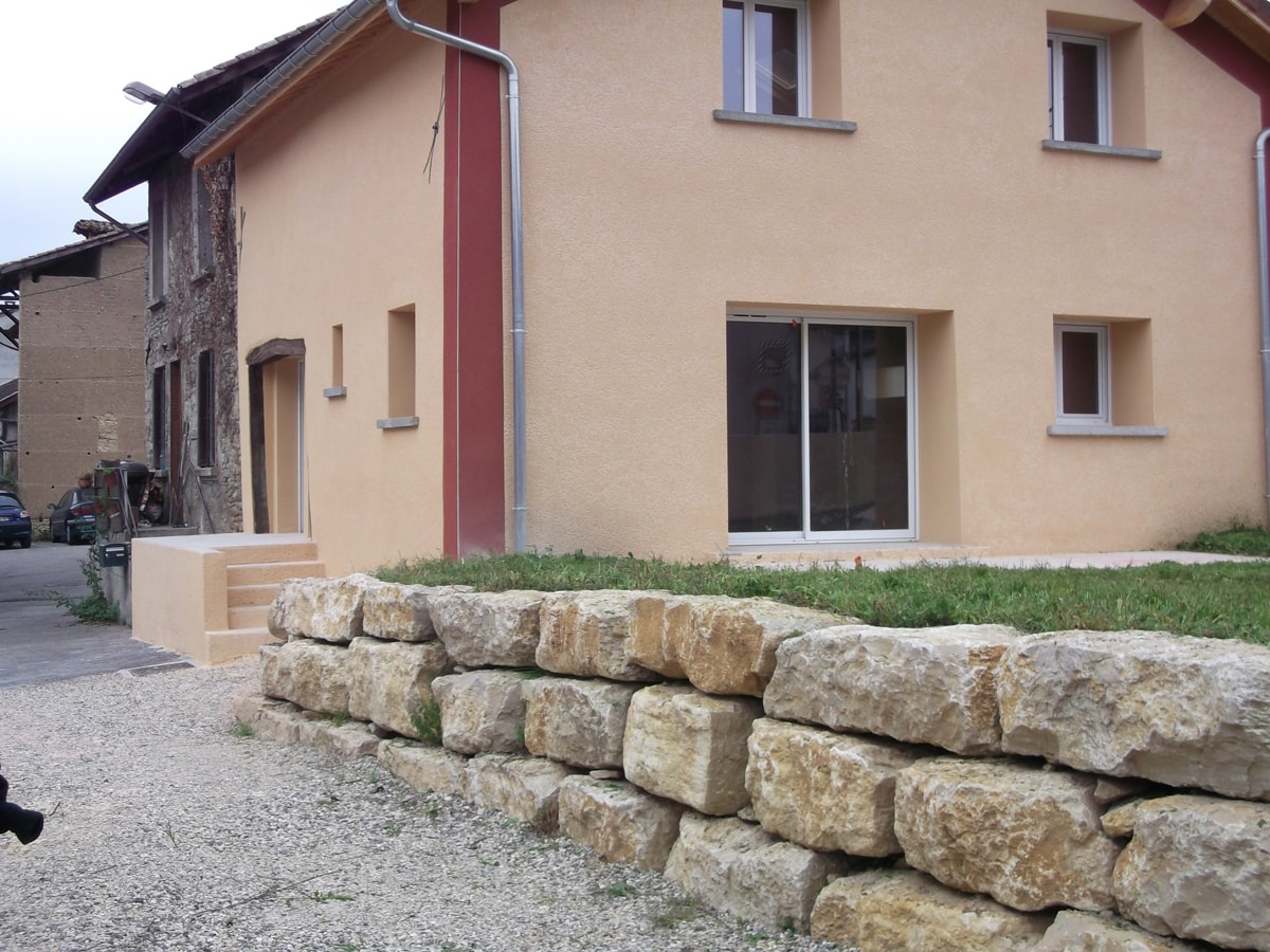 Renovation Facade Renovation Facade Maison Village House For Sale In France