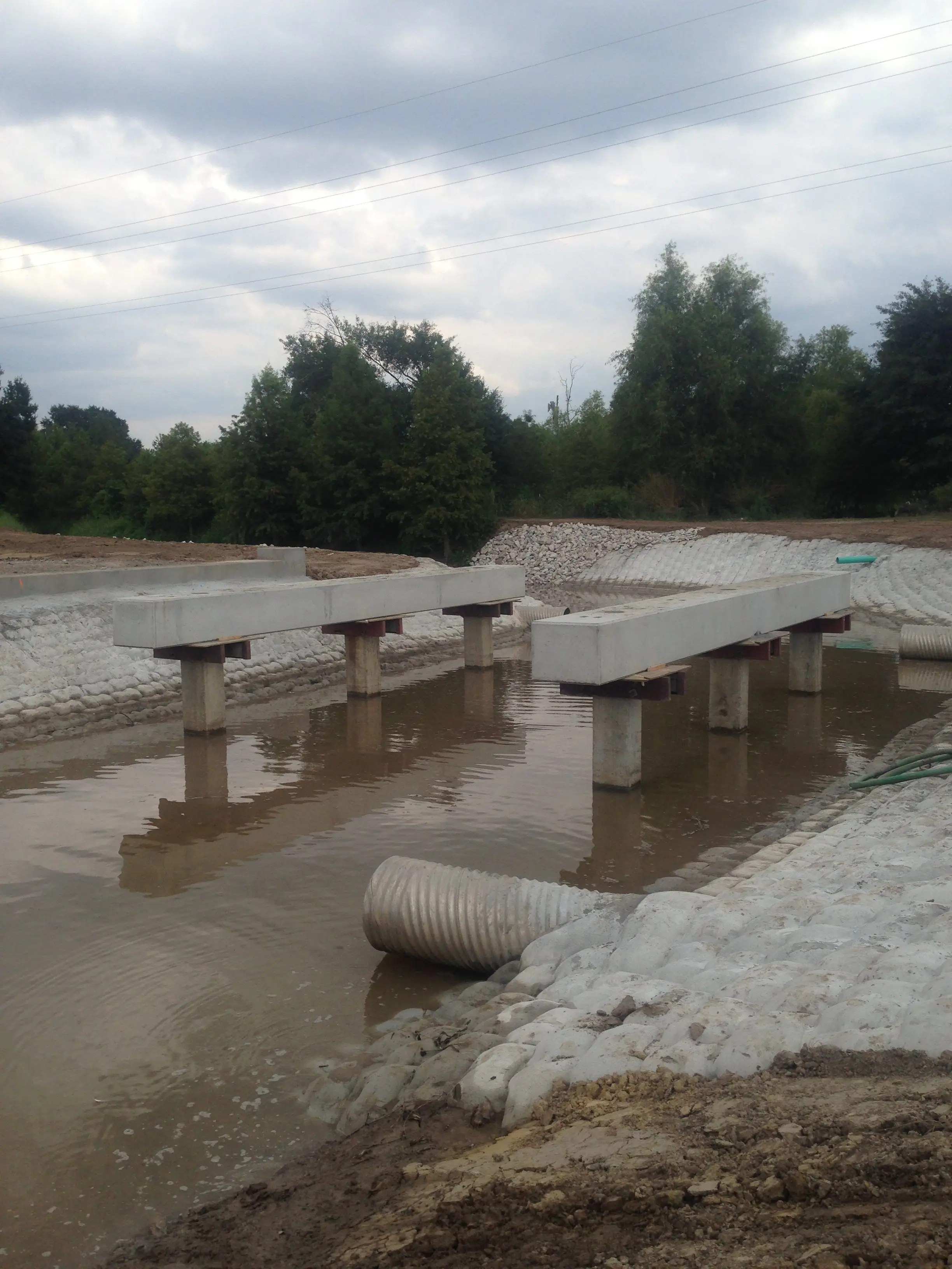 Precast Bridges Bridge Construction Repair Guinn Construction