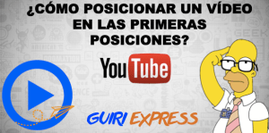 Como posicionar un video en Youtube