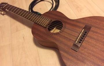 ミニガットギター
