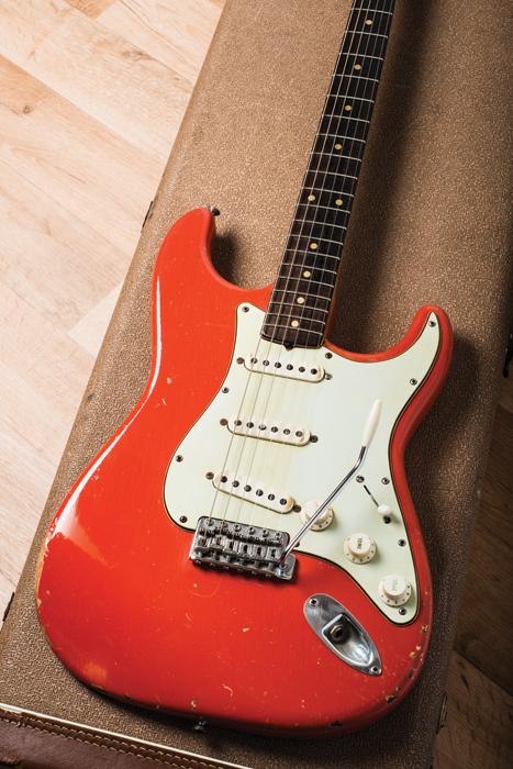 DIY Workshop 60s Strat Pickguard Project, Part One - Guitar