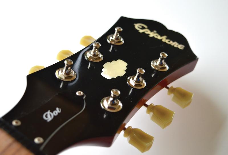 DIY Workshop Epiphone Dot Renovation - Guitar All Things Guitar