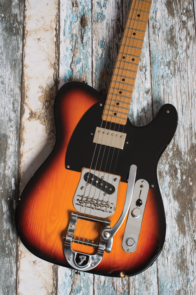 25 Fender Telecaster tips, mods and upgrades - Guitar All
