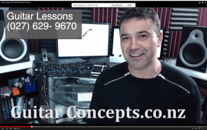 New Plymouth Guitar Lessons