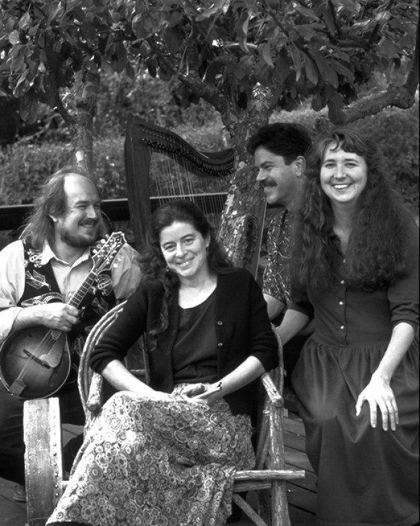 Kingfisher - Celtic Band with Paul Kotapish, Suzanne Friend, Michael Harmon, Maureen Brennan