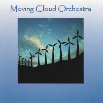 Moving Cloud Orchestra CD Cover - Artwork by Paul Kotapish