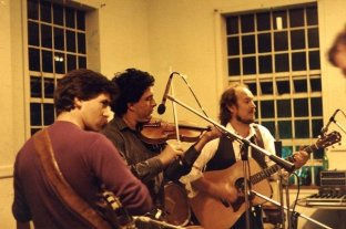Hurricane Ridgerunners at Fiddle Tunes in the '80s
