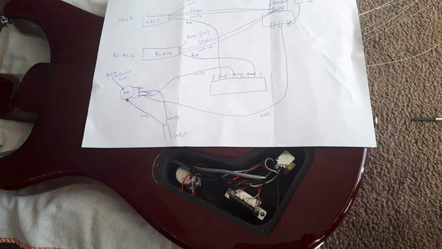 How to Change Guitar Pickups Step by Step with Tips - Guitar Gear