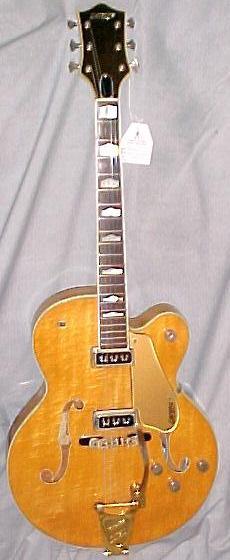 Vintage Guitars Info - Gretsch vintage guitar collecting