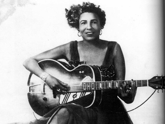 Scout In Memphis Minnie - A Giant Guitarist To Note : Music Biography