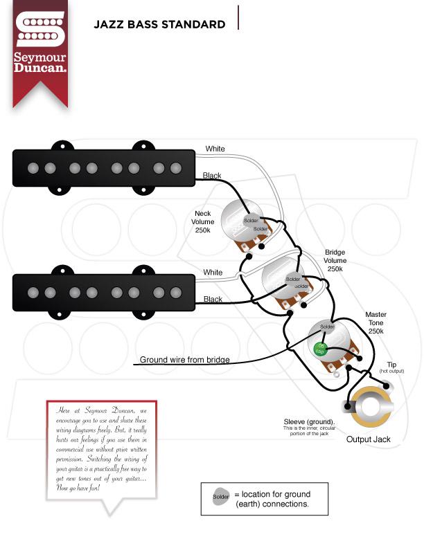 Guitar Wiring - Guitar Nucleus