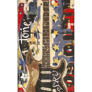 Stevie Ray Vaughan Guitar Number One Fender Stratocaster
