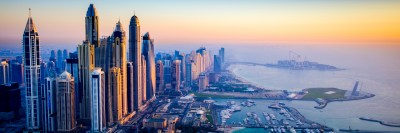 Dubai: Falling property + stock market prices = investment opportunity?