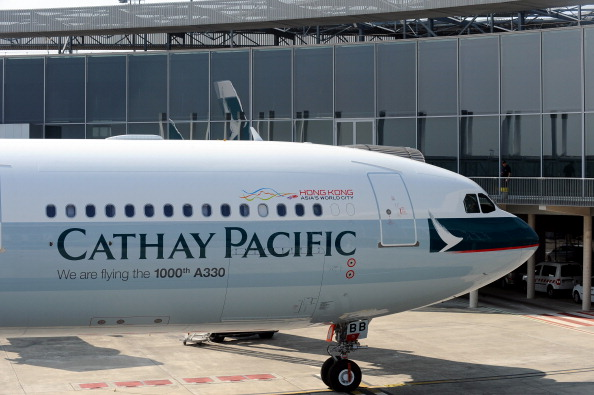 FRANCE-AIRBUS-CATHAY-PACIFIC