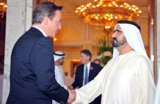 UAE And UK Plan Defence Partnership Around Typhoon